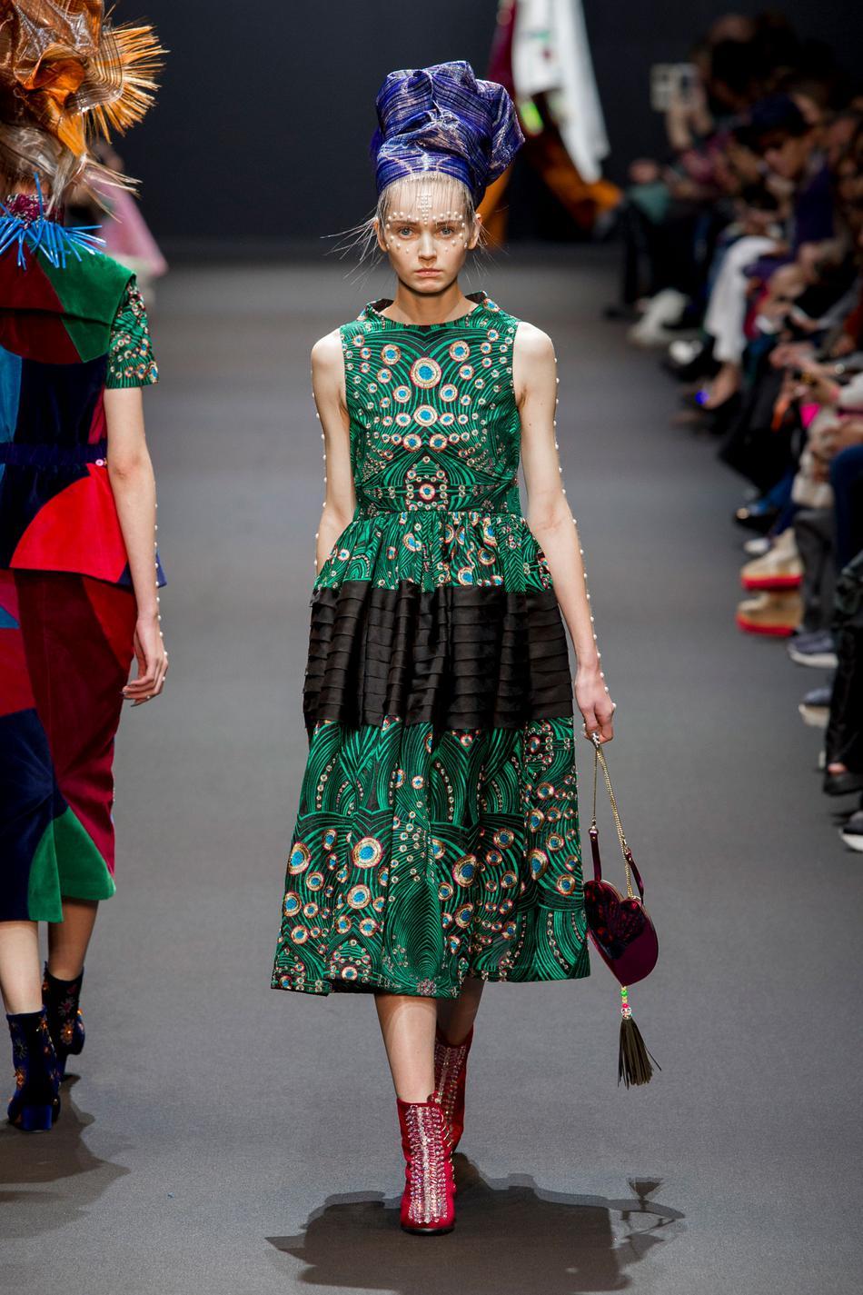 Défilé Manish Arora Fashion Week 2017 - Look 11