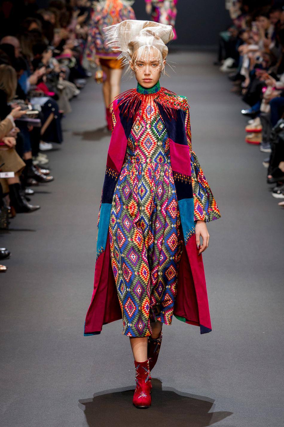 Défilé Manish Arora Fashion Week 2017 - Look 15