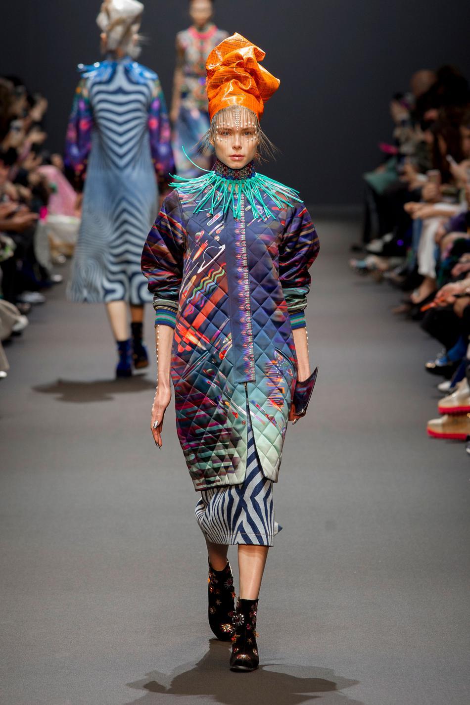 Défilé Manish Arora Fashion Week 2017 - Look 2