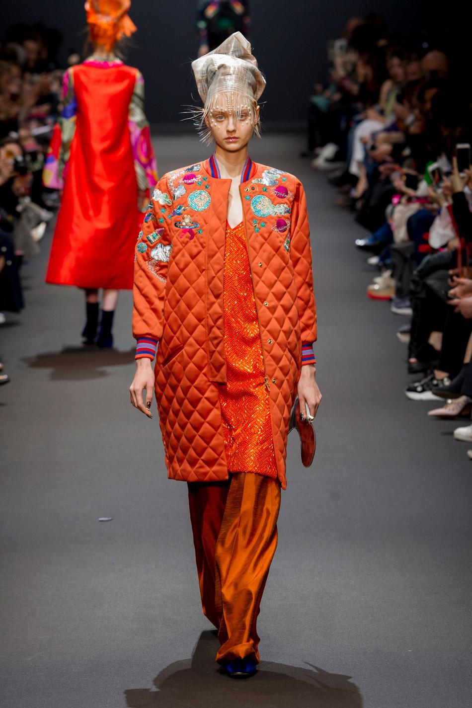 Défilé Manish Arora Fashion Week 2017 - Look 20