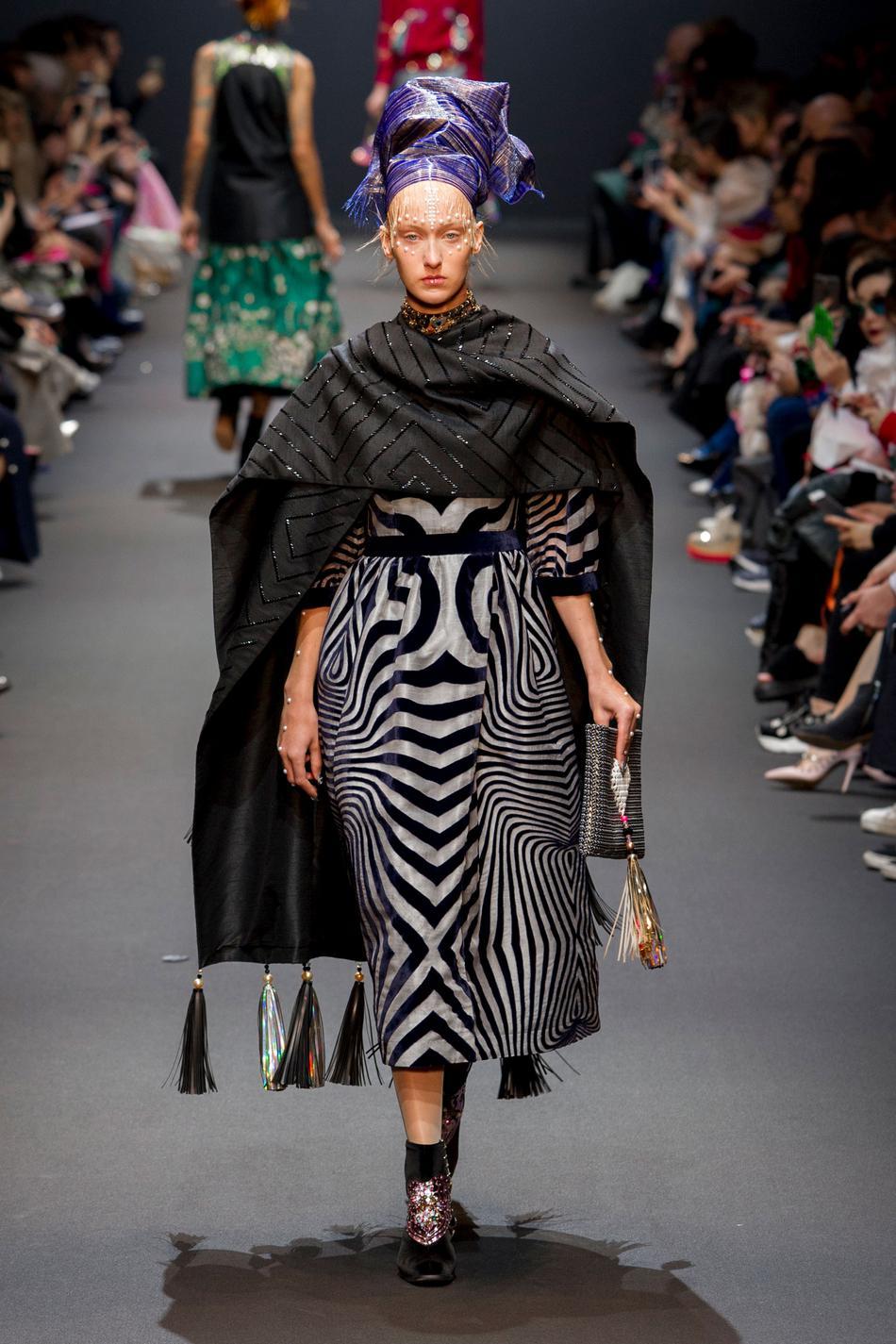 Défilé Manish Arora Fashion Week 2017 - Look 23