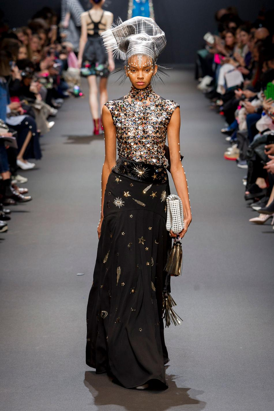 Défilé Manish Arora Fashion Week 2017 - Look 31