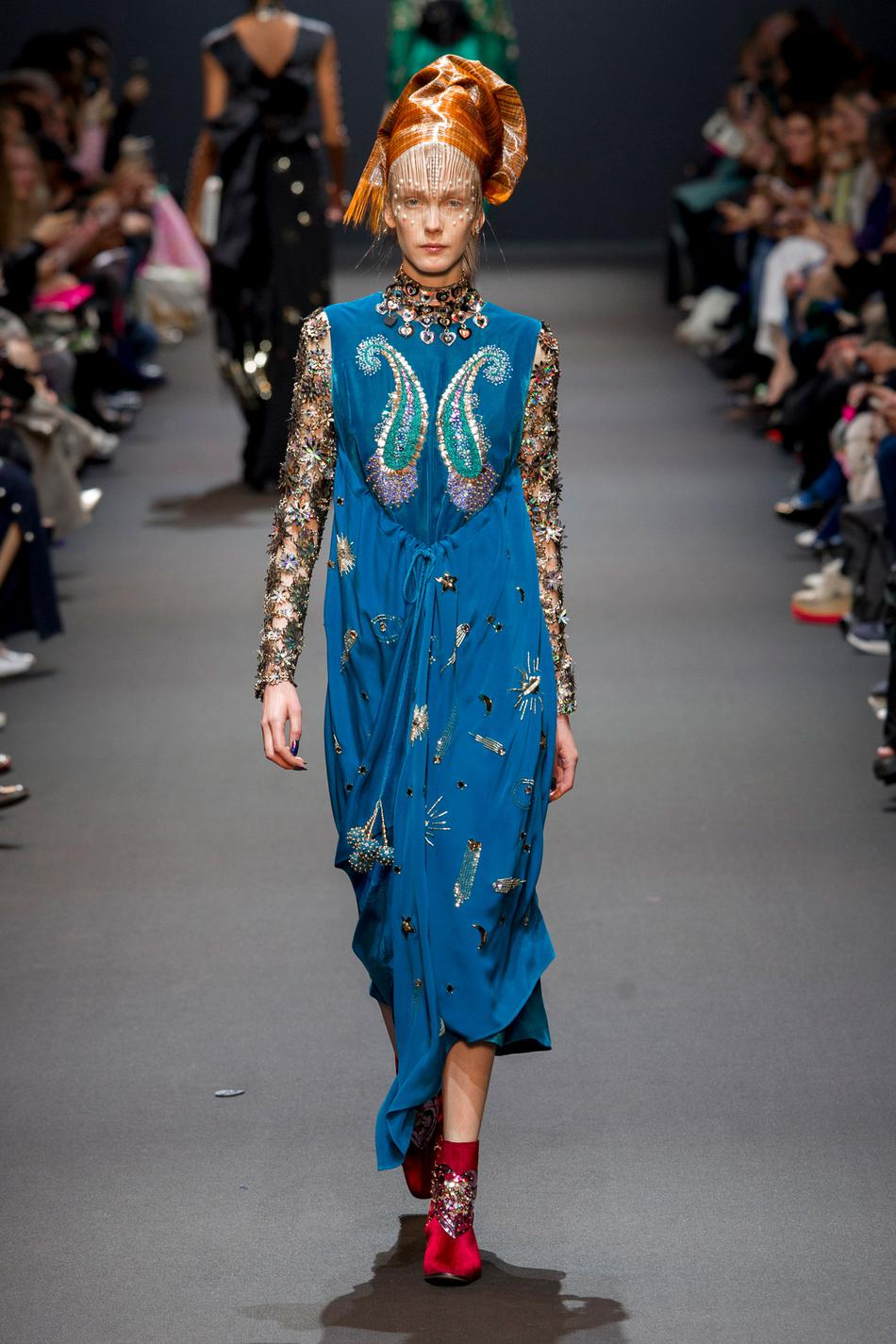Défilé Manish Arora Fashion Week 2017 - Look 32