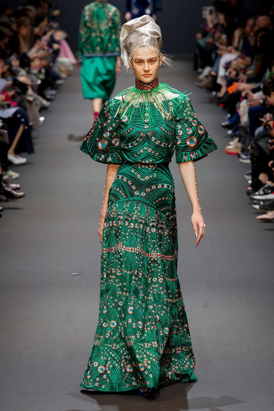 Défilé Manish Arora Fashion Week 2017 - Look 34