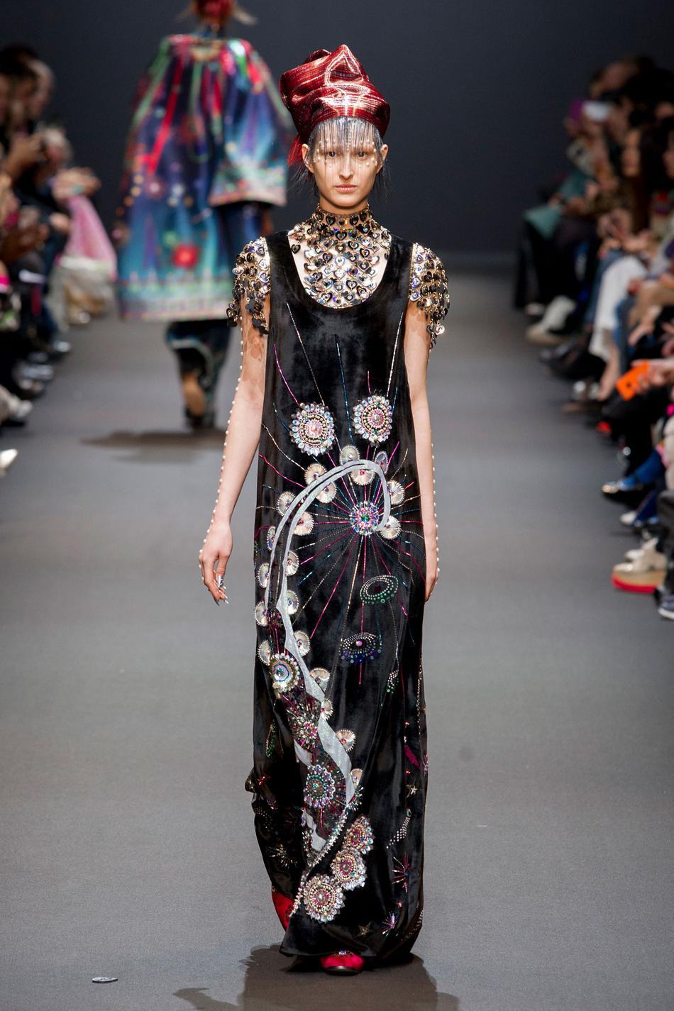 Défilé Manish Arora Fashion Week 2017 - Look 36-1