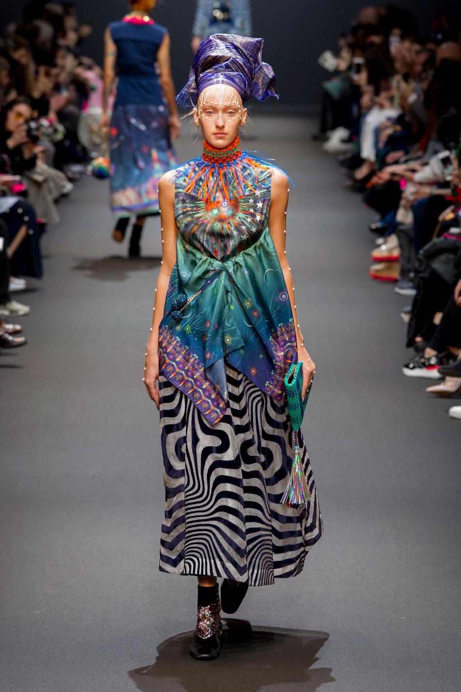 Défilé Manish Arora Fashion Week 2017 - Look 4